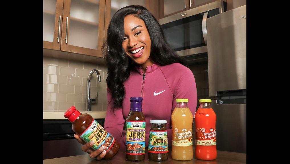 Brianna Williams will represent the GK Foods brand.