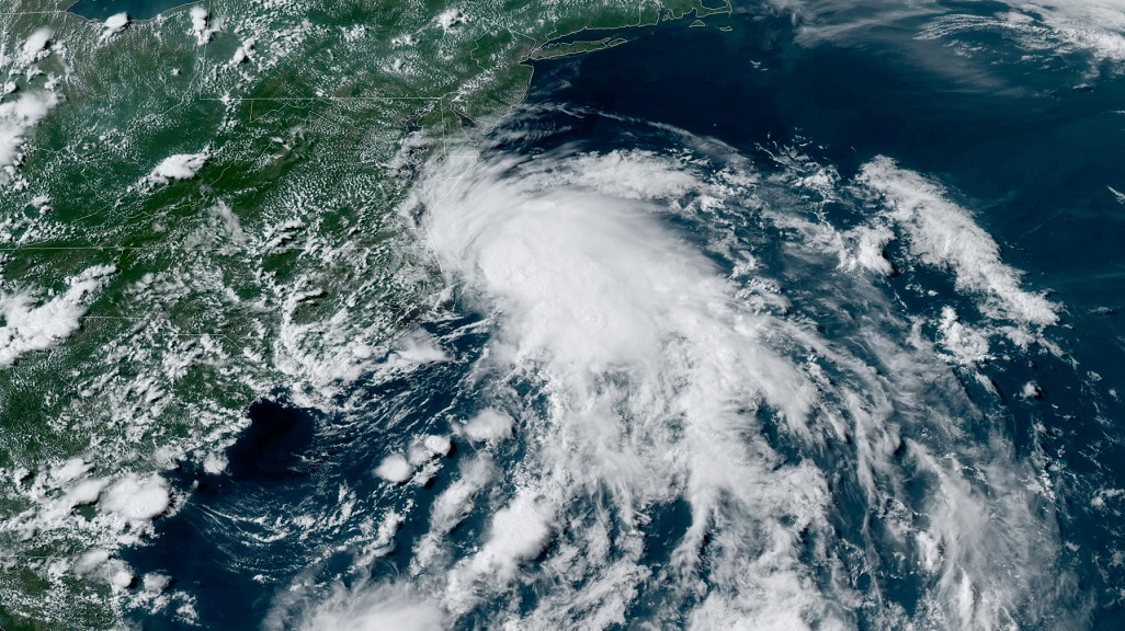 Fay weakens to tropical depression over southeastern New York, NHC says By