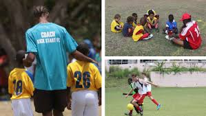 Kick Start FC coaches and campers will be in action next week