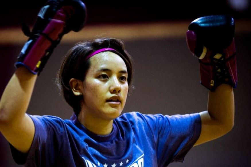 Au Japon, une infirmière-boxeuse vise les JO de Tokyo. Photo: www.nautiljon.com