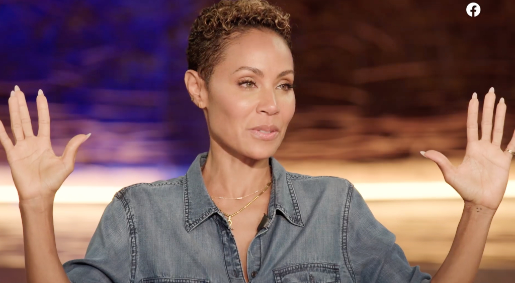 Jada admits to relationship with August Alsina.