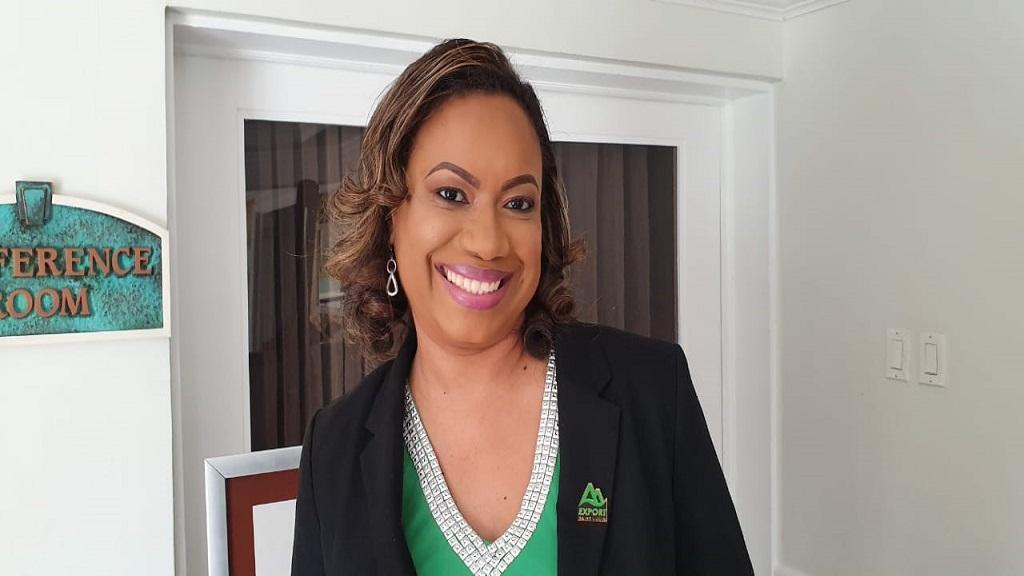 Export Saint Lucia's CEO Sunita Daniel