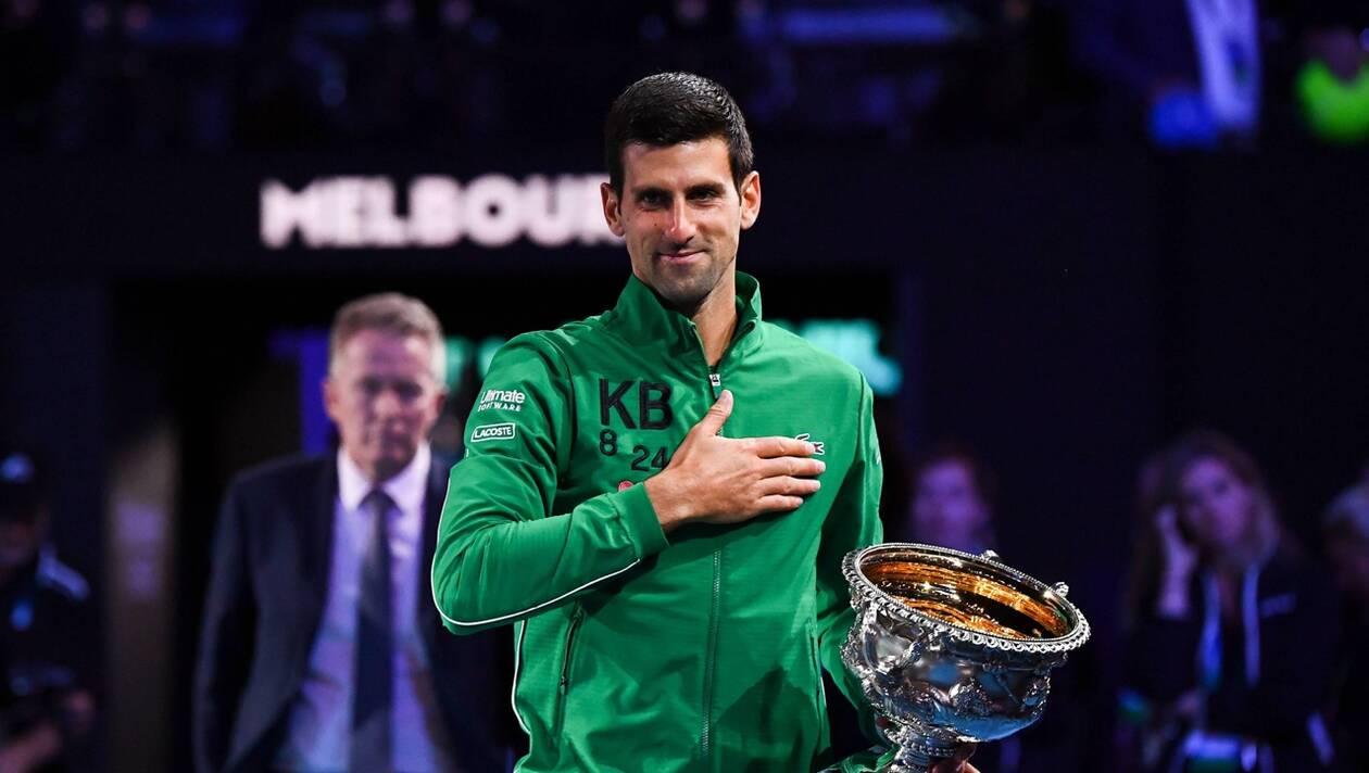 Tennis: Djokovic donne 40.000 EUR à une ville serbe durement touchée par le Covid-19 (médias)