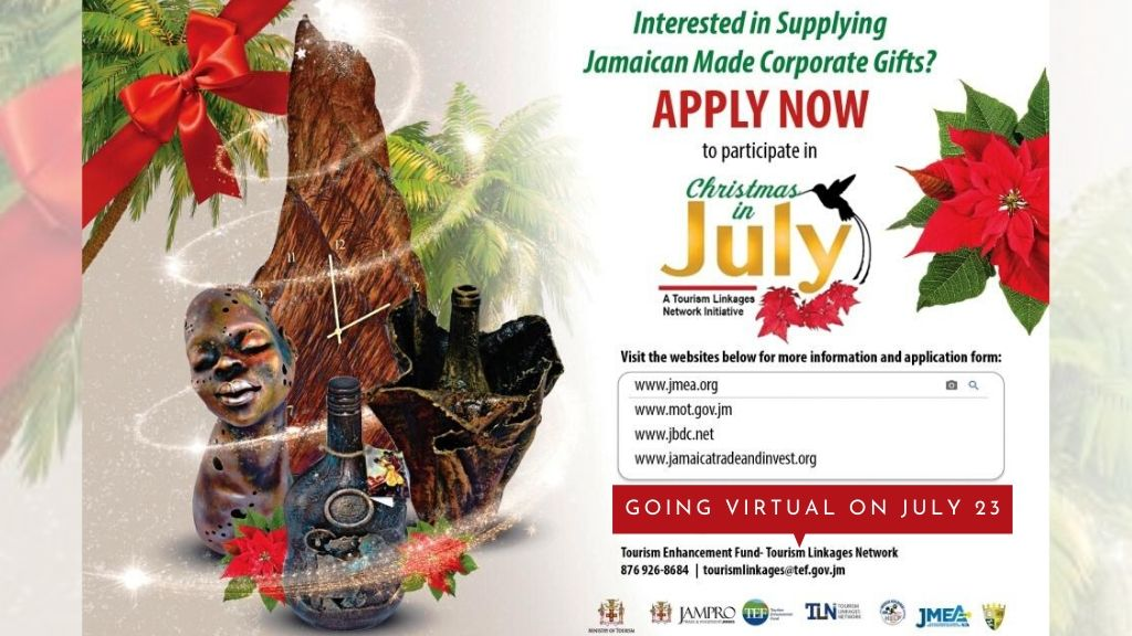 The Christmas in July tradeshow is slated for July 23. (Photos: JIS)
