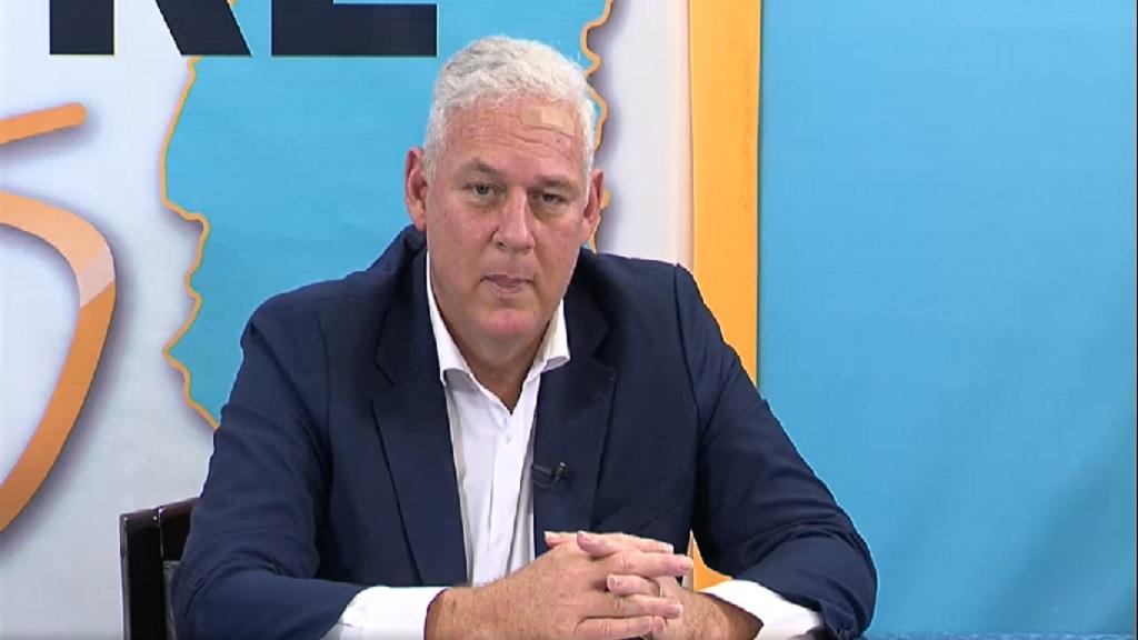 Prime Minister Hon Allen Chastanet