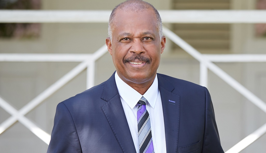 Vice-Chancellor, Professor Sir Hilary Beckles at the University of the West Indies