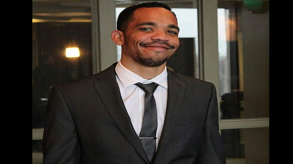 Brandon Burke, a six-time Jamaica Davis Cup national team member.