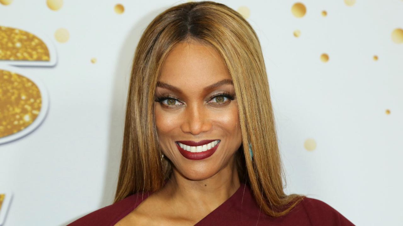 "In this Tuesday, Aug. 21, 2018, file photo, Tyra Banks attends the ""America's Got Talent"" Season 13 Week 2 live show at the Dolby Theatre in Los Angeles. Banks will be showing off her moves as solo host of ABC's ""Dancing With the Stars."" ABC said Wednesday, July 15, 2020, that Banks will replace longtime host Tom Bergeron and take on the role of executive producer for the celebrity dance contest. (Photo by Willy Sanjuan/Invision/AP, File)"
