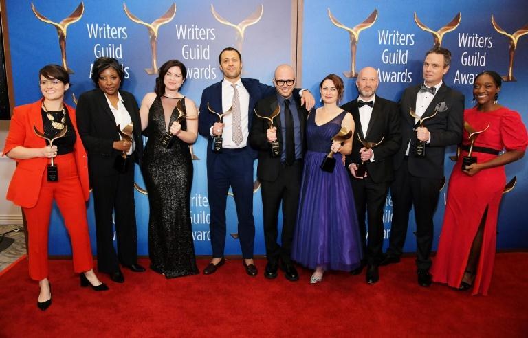 La 72e édition des Emmy Awards a été bouleversée par la pandémie de coronavirus qui l'a contrainte à changer ses règles et son calendrier pour 2020 afp.com - Mark RALSTON