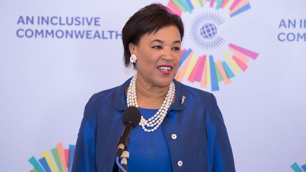 Commonwealth Secretary-General, Baroness Patricia Scotland. Photo: Commonwealth of Nations.