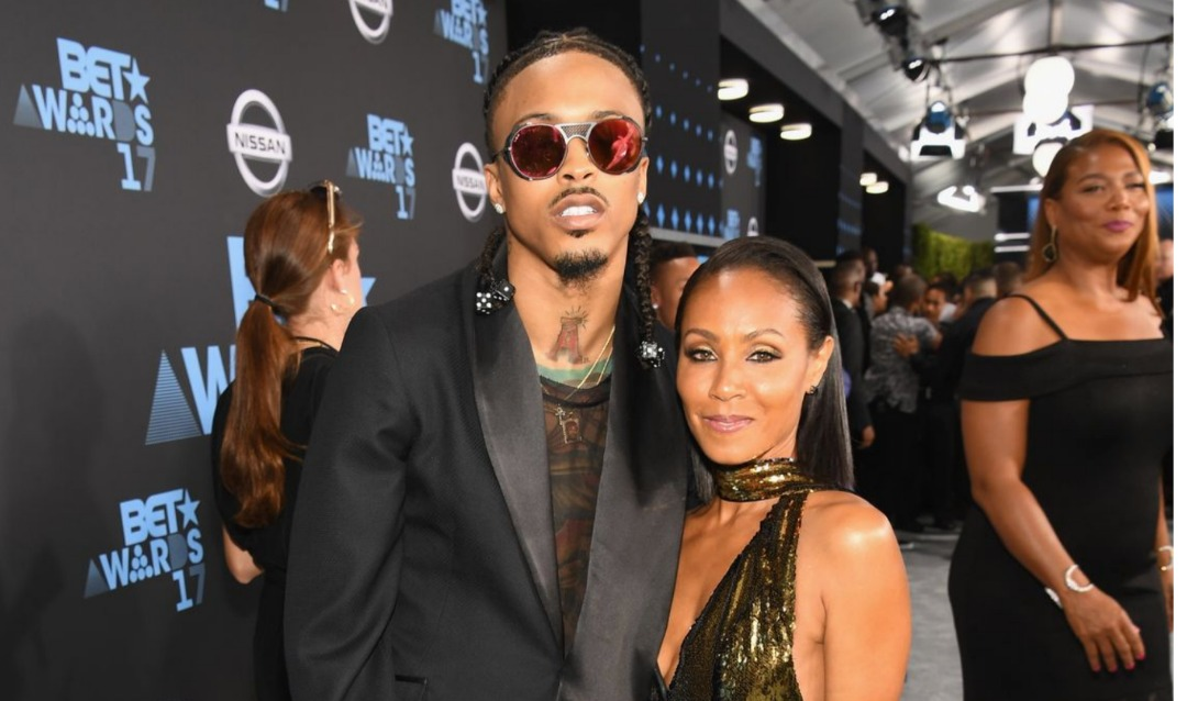 August Alsina et Jada Pinkett Smith/ Photo: Getty Image
