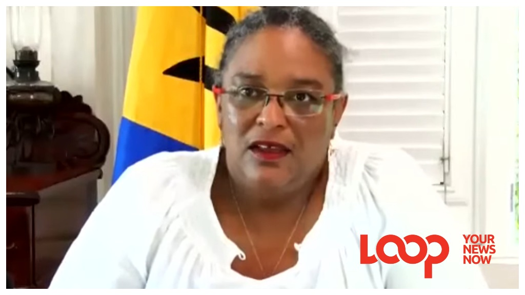 Prime Minister of Barbados Mia Amor Mottley