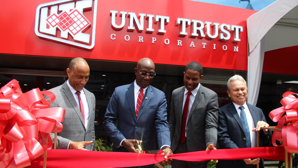 Pictured: The new UTC Investment Centre is now open for business, following its launch on July 1, 2020. Photo via Facebook, the Office of the Prime Minister.