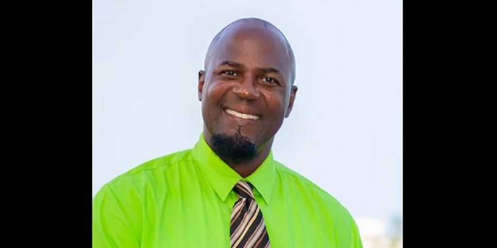 Anguilla's new Minister of Tourism Haydn Hughes.