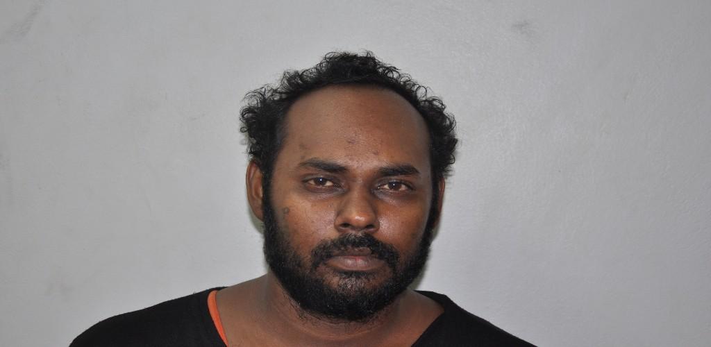 Saglal Samlalsingh (Photo provided by the Trinidad and Tobago Police Service)