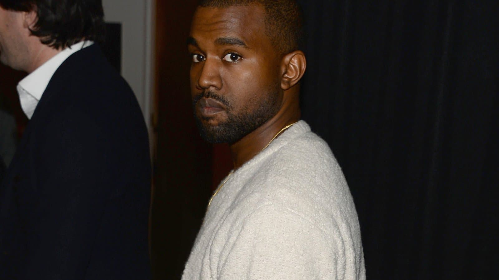 Kanye West en février 2014 à New York. - Theo Wargo - Getty Images North America - AFP