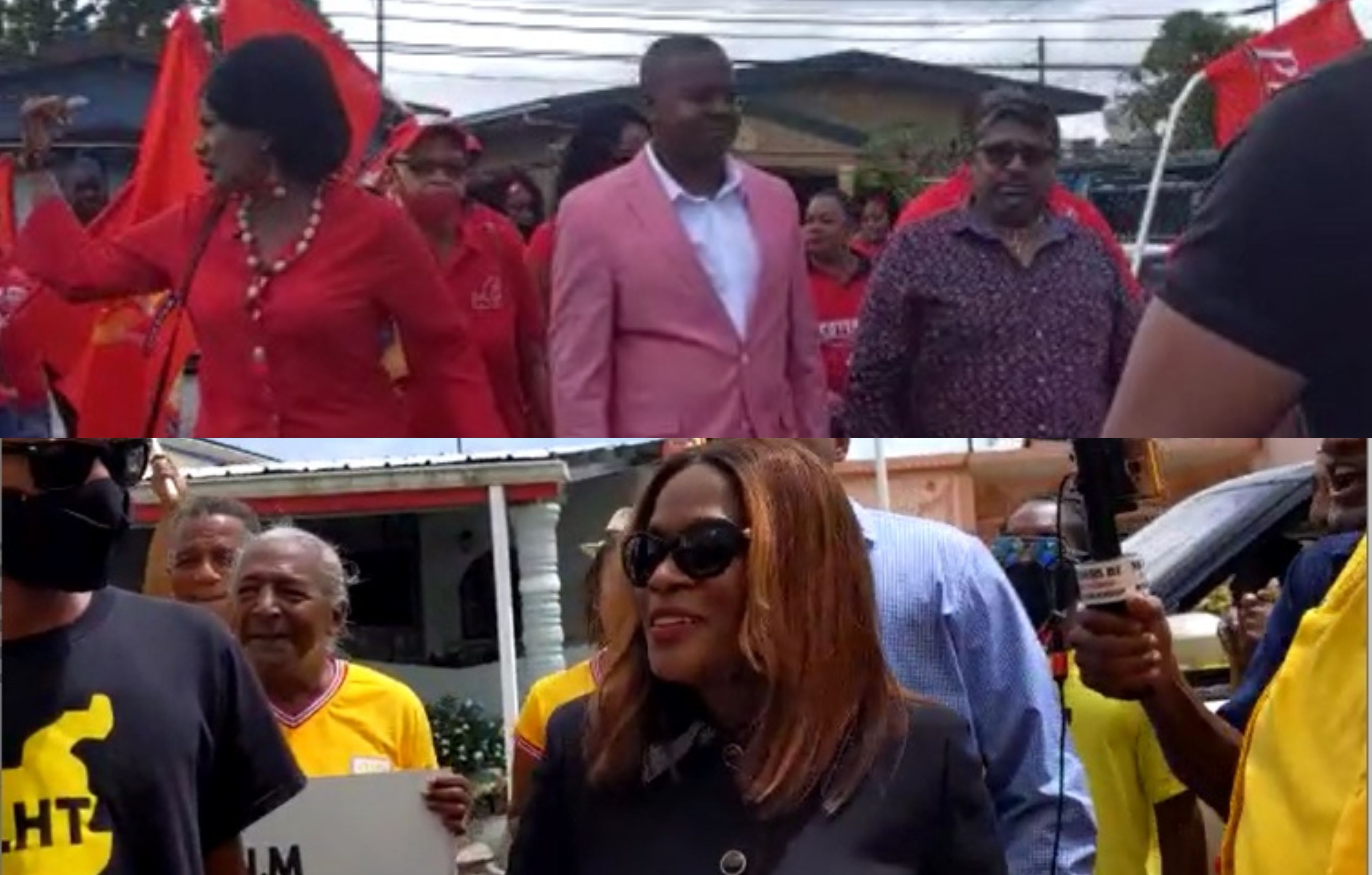 Above: PNM candidate Foster Cummings.