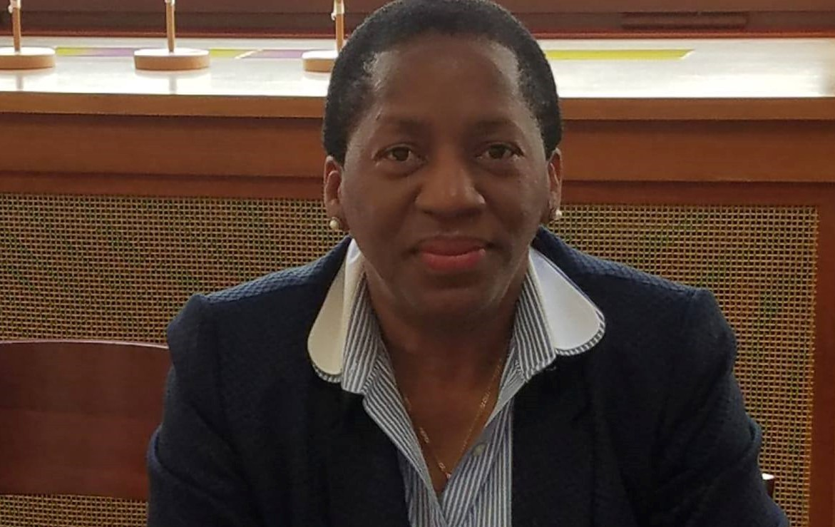 T&T's Ambassador to the United Nations, Penelope Beckles