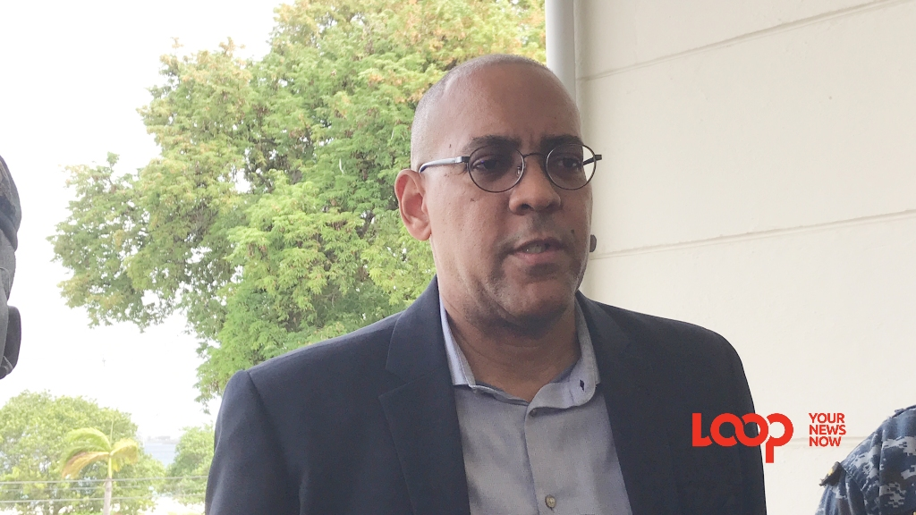 (FILE) Minister of Tourism and International Transport, Kerrie Symmonds.