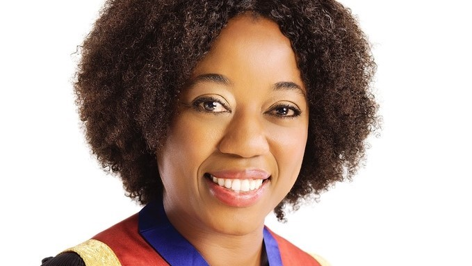 Dr Mandisa Greene is the first black President of the Royal College of Veterinary Surgeons.