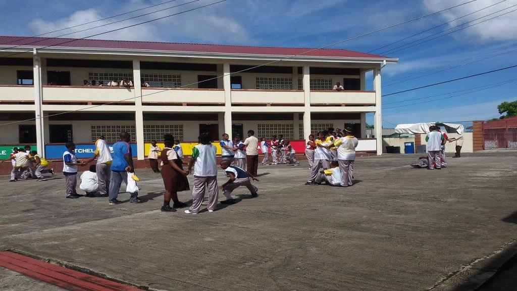 Choiseul Secondary School (photo via Facebook)