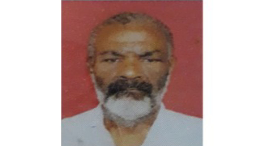 Missing: Mark Andrew Forde  (Photo supplied by the Royal Barbados Police Force)