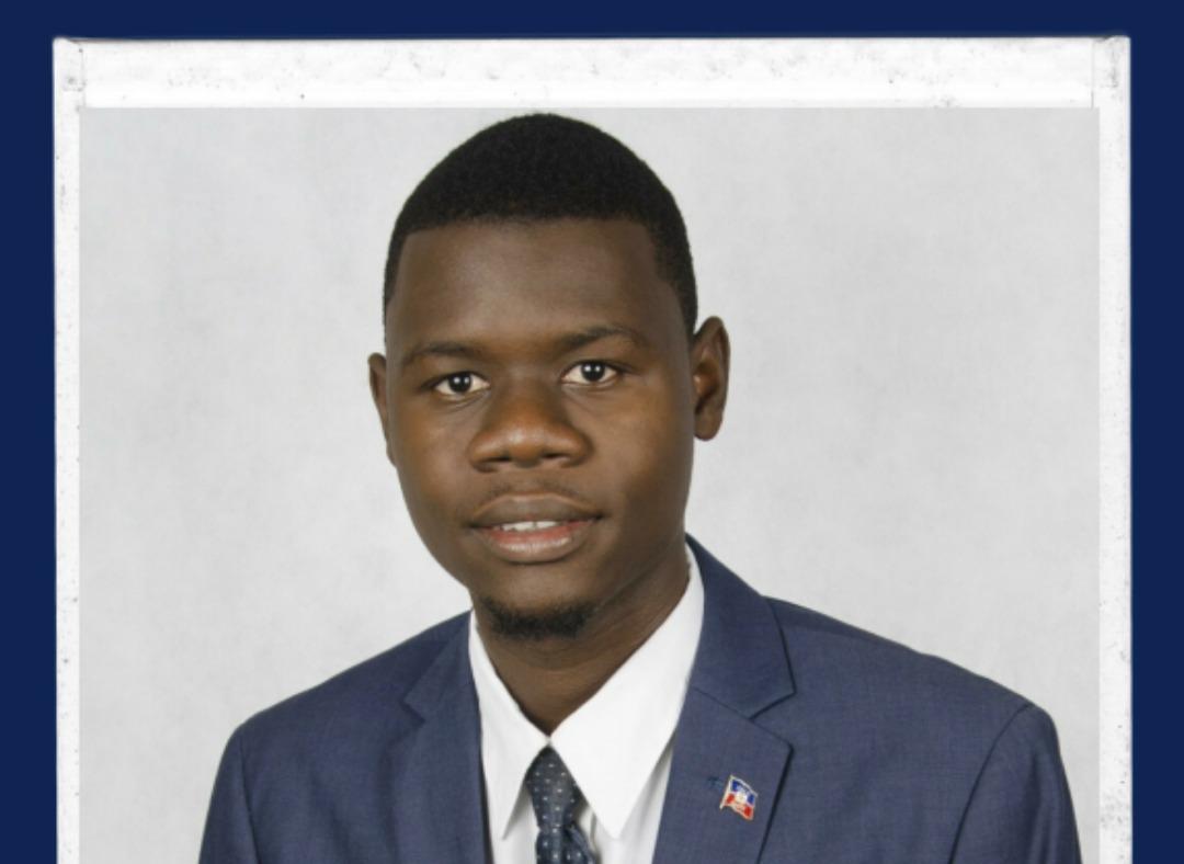 Douvens Massé nommé coordonnateur de l'IYAFP pour Haïti