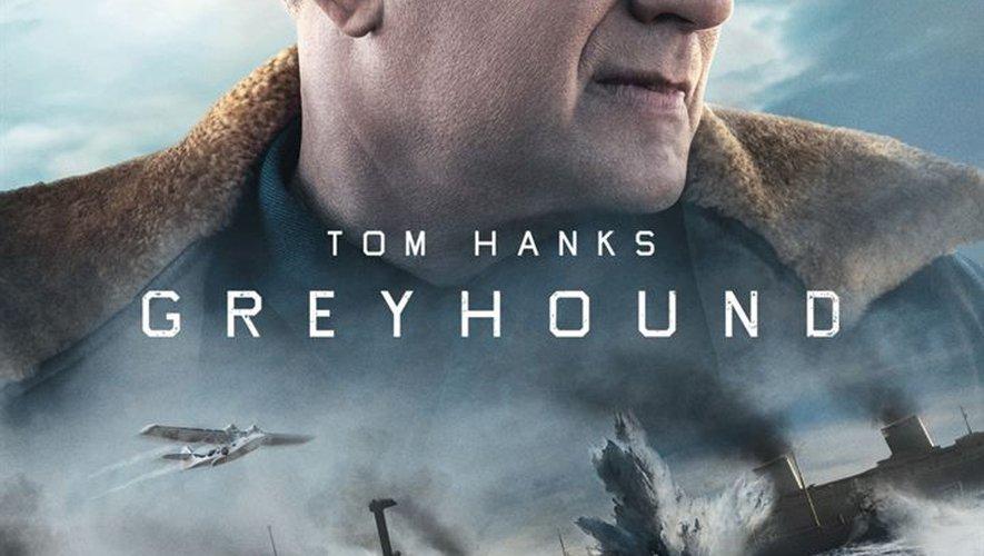 """""""USS Greyhound - La bataille de l'Atlantique"""", diffusé sur Apple TV+ à partir du 10 juillet, a été écrit par Tom Hanks. Courtesy of Apple TV+"""