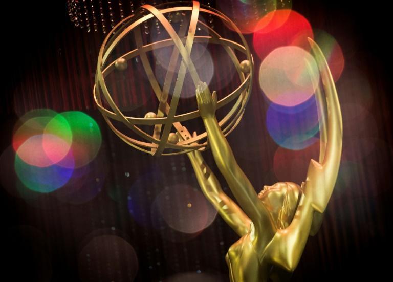 La 72e édition des Emmy Awards a été bouleversée par la pandémie de coronavirus qui l'a contrainte à changer ses règles et son calendrier pour 2020 Mark RALSTON AFP