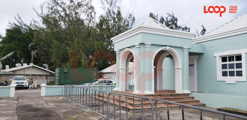 Holetown Magistrate's Court