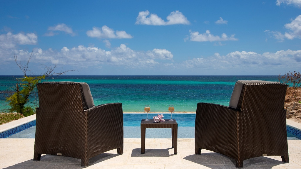 Sailrock Resort in the Turks and Caicos is the perfect place to relax in peace and comfort