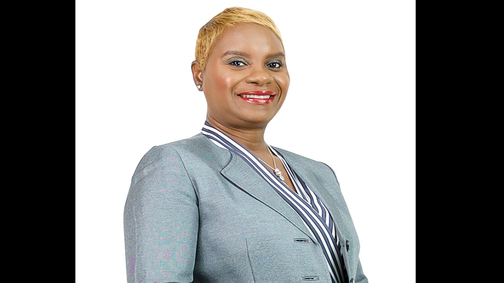 Managing Director of Lasco Financial Services, Jacinth Hall-Tracey.