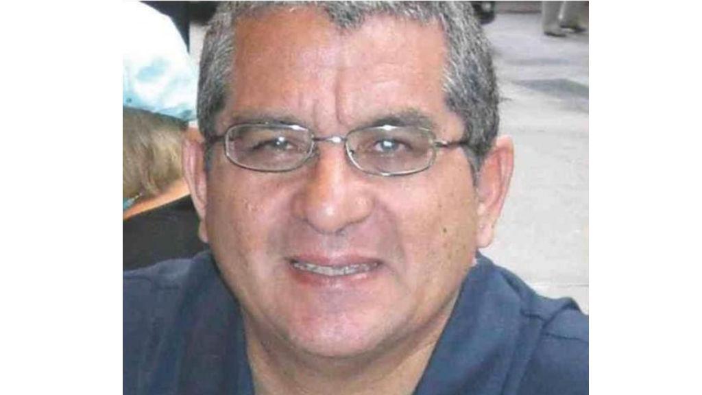 Renowned journalist Patrick Hoyos