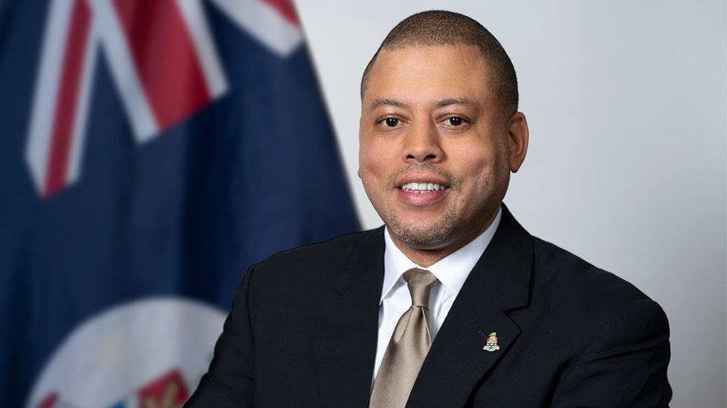 Cayman Islands Government Representative to the UK and Europe, Mr. André Ebanks