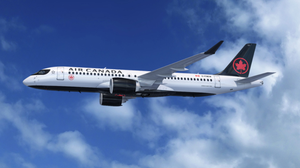 Photo via Air Canada/Facebook.
