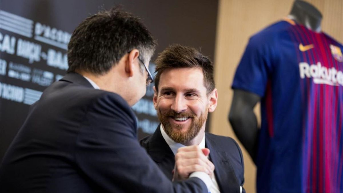 Messi: motion de censure contre la direction du Barça