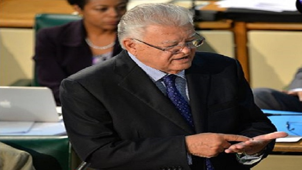 Karl Samuda (File photo)