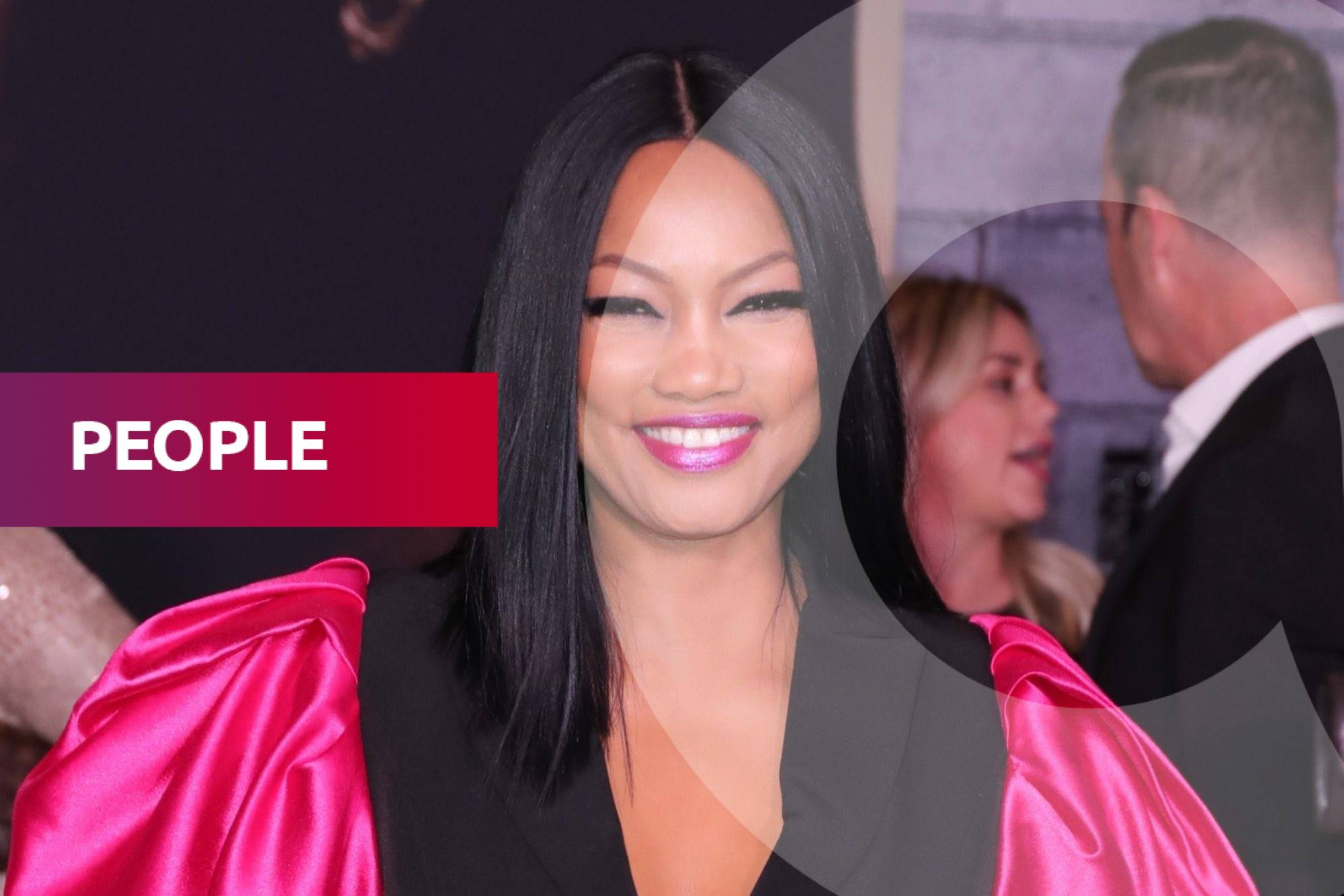 L'actrice Garcelle Beauvais, la nouvelle figure de The Real