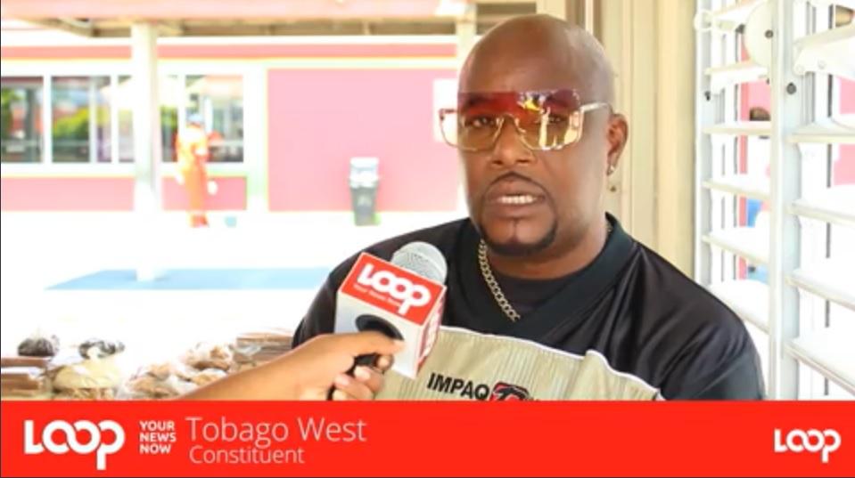 A Tobago resident shares his concern