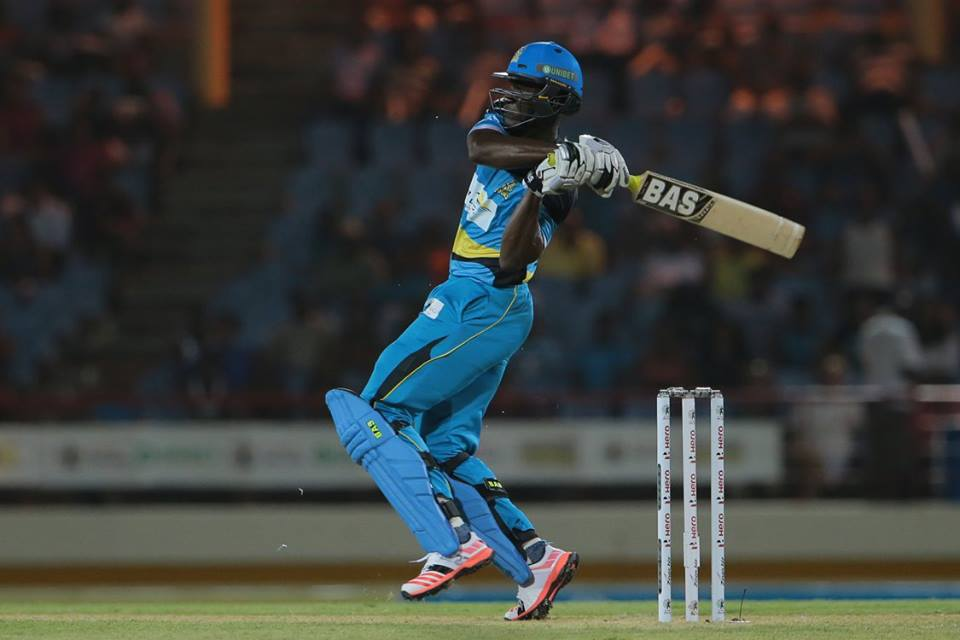 Daren Sammy to return as captain for St Lucia Zouks.