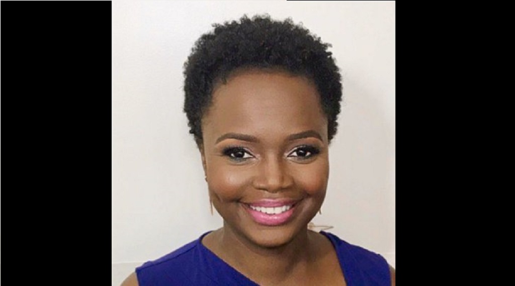 Karine Jean-Pierre, Haitian-American senior advisor to the Joe Biden 2020 campaign. Photo via Twitter