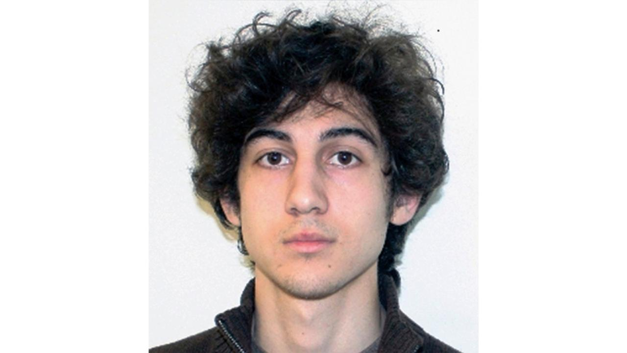 This file photo released April 19, 2013, by the Federal Bureau of Investigation shows Dzhokhar Tsarnaev, convicted and sentenced to death for carrying out the April 15, 2013 Boston Marathon bombing attack that killed three people and injured more than 260. Attorney General William Barr says the Justice Department will seek to reinstate the death sentence of Boston Marathon bomber Dzhokhar Tsarnaev. (FBI via AP, File)
