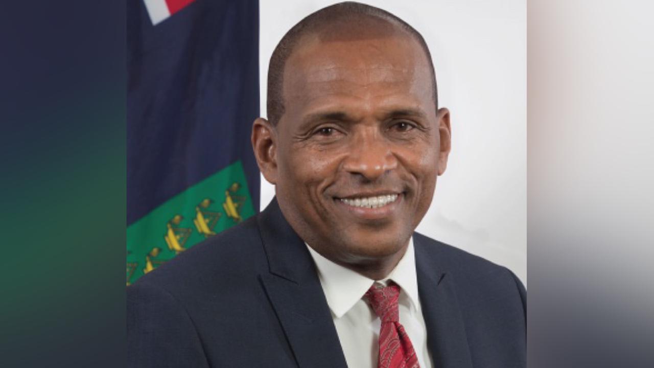 Mark Vanterpool, British Virgin Islands Legislator
