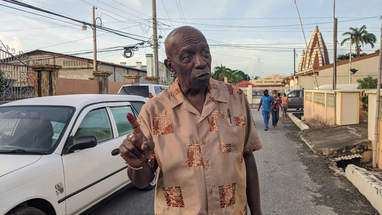 ILP candidate for Lopinot/Bon Air West, Jack Warner.