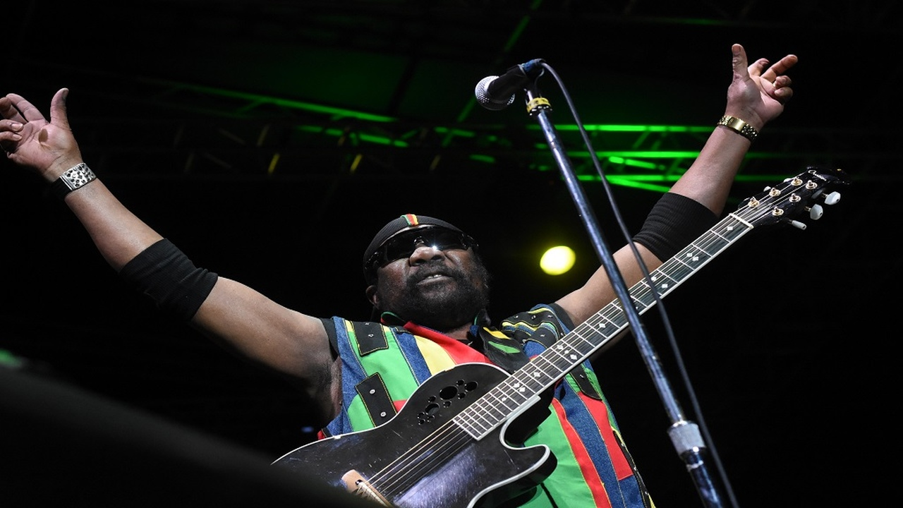 Toots and the Maytals singer 'improving by the hour' after ICU hospitalisation