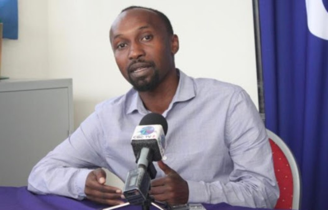 BFA Technical Director Ahmed Mohamed