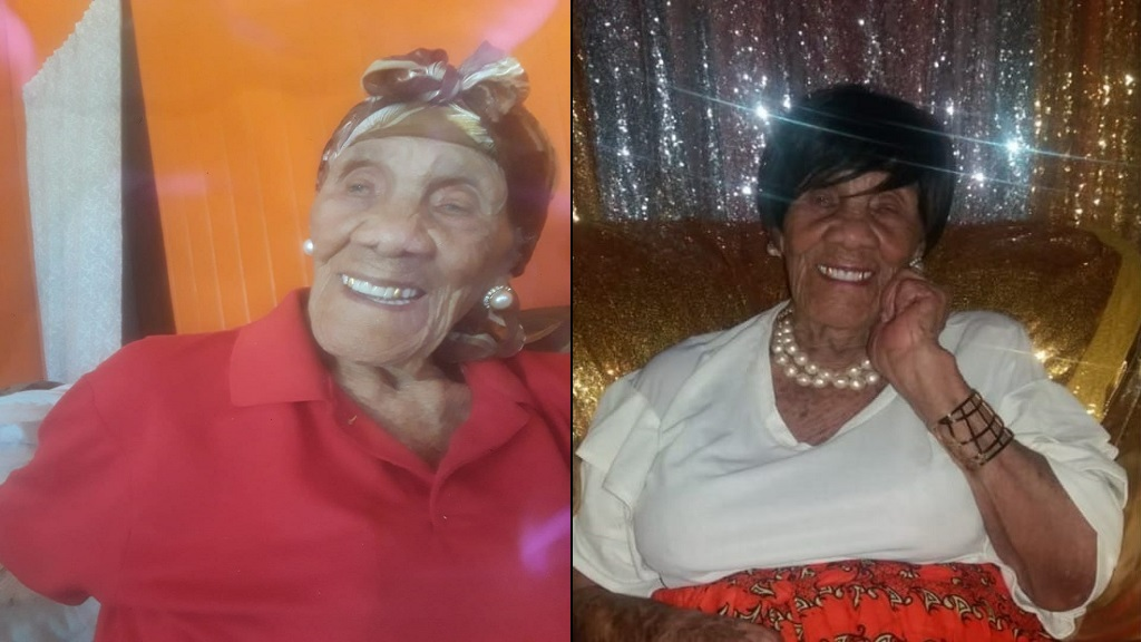 Ms Octavie Augustine, 108 years young