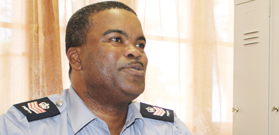 Police Public Relations Officer, Acting Inspector Rodney Inniss