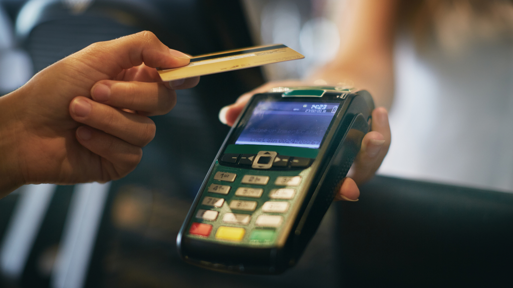 With the projected increase in the use of electronic means of payments at this time, it is important that merchants remain vigilant to ensure the cleanliness of the devices being used, said sagicor Bank.  (iStock photo)