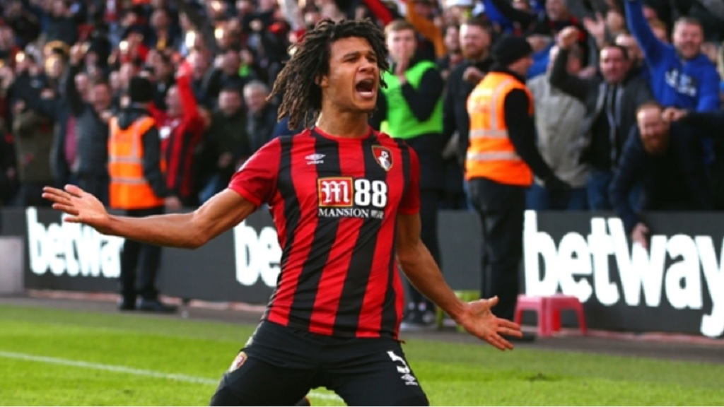 Nathan Ake has signed for Man City.